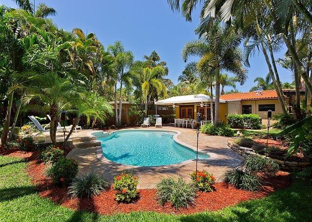 Benvenuti in The Tropical Hideaway a Ft. Lauderdale