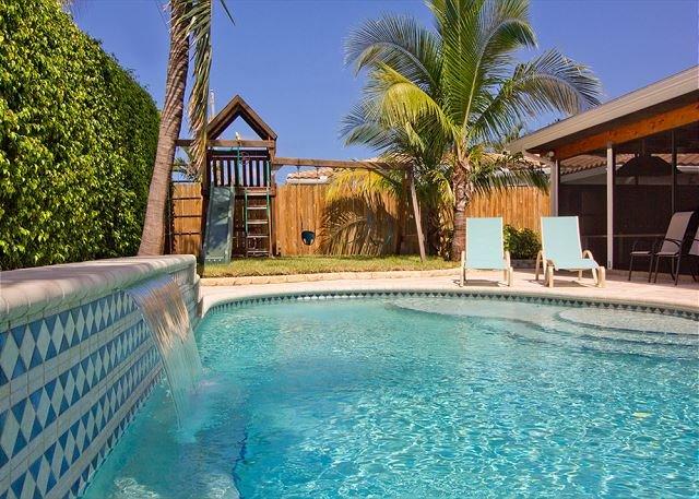 The perfect family backyard