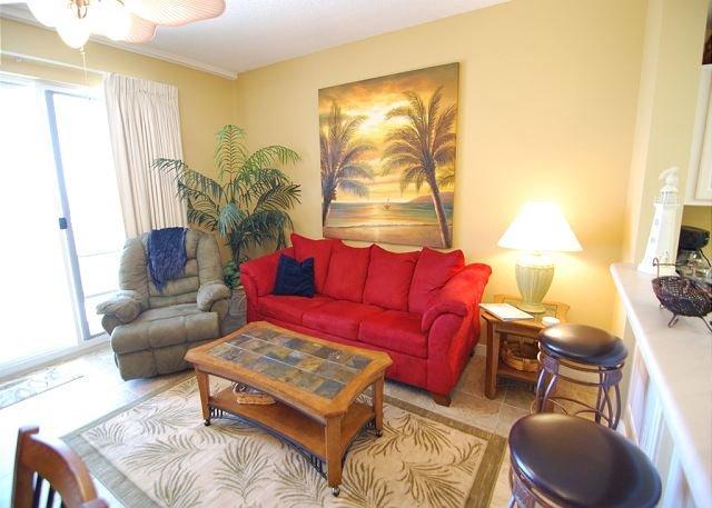 Dunes 704 Living Room