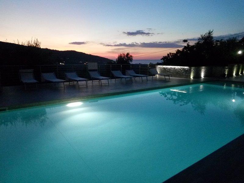 Bilocale panoramico con piscina 2 casa vacanze Liberato, casa vacanza a Peschici