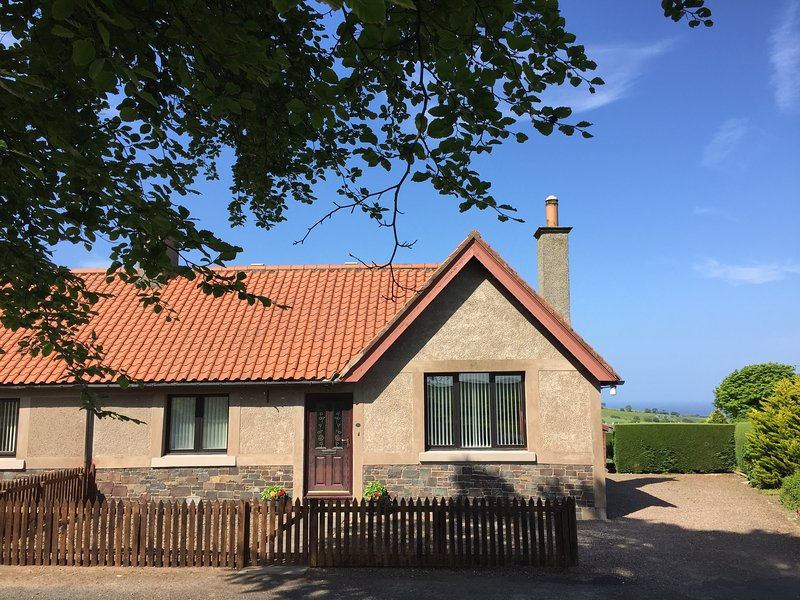 Templehall Cottage, holiday rental in Borders