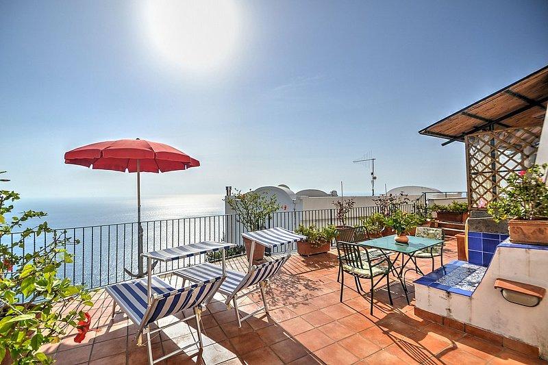 Casa dei Cappuccini A, alquiler de vacaciones en Amalfi