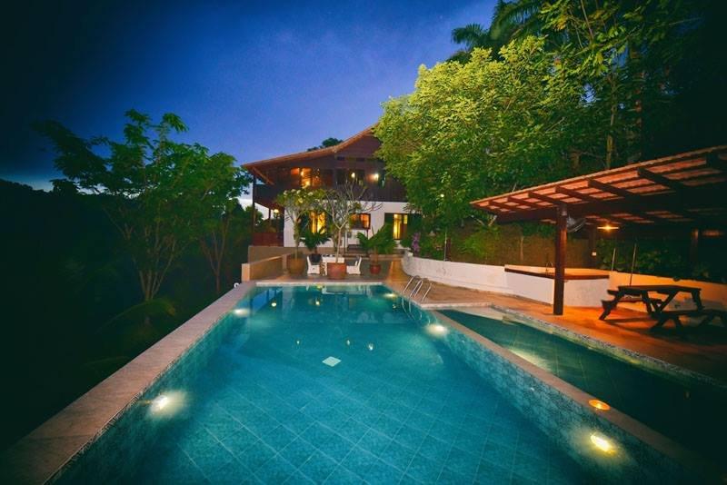 JR House at De Serenity, holiday rental in Kuala Klawang