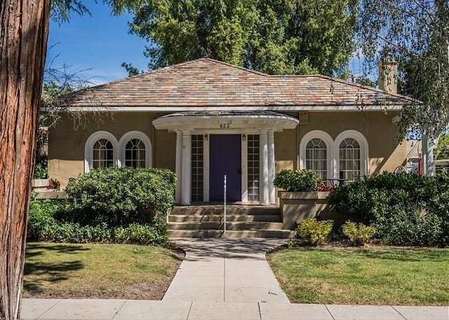 Jany House Updated Historic Home in Downtown Paso Robles, holiday rental in Paso Robles