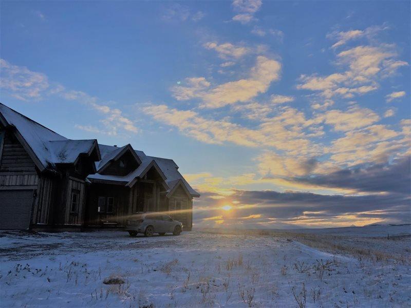 Sky Walker Ranch, holiday rental in Belt
