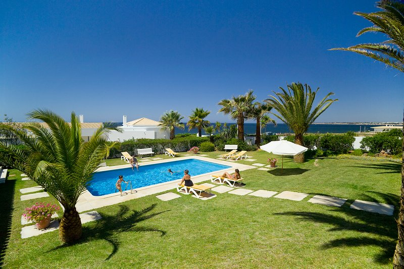 Villa Ventos do Mar I - Delightful 3 bedroom villa with stunning sea views!, vacation rental in Albufeira