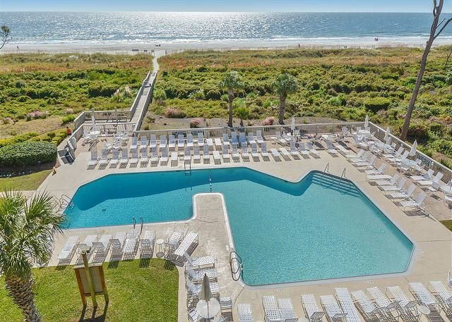 Ocean One 502 - Beachside 5th Floor Condo, vacation rental in Hilton Head