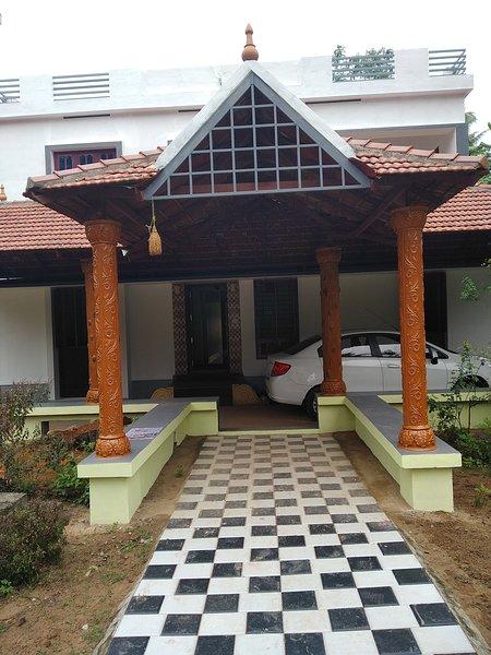 sreepadmini SS Ayurmadam, vacation rental in Kollam