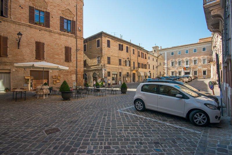 Casa Stella, vacation rental in Agugliano