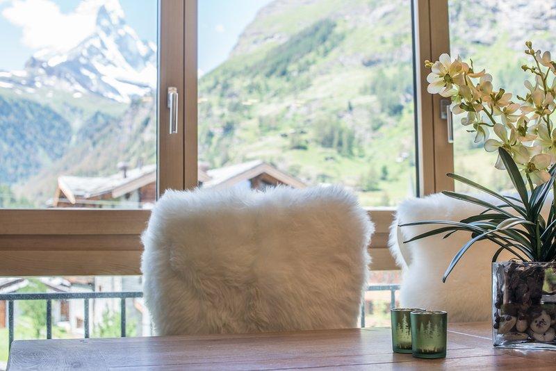 Chalet Nevis - Mountain Exposure Zermatt, alquiler vacacional en Zermatt