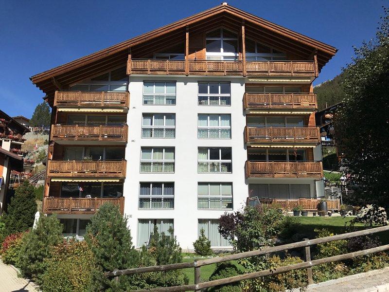 Chalet Nevis - Mountain Exposure Zermatt, alquiler de vacaciones en Zermatt