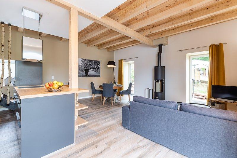LA GRANGE GITE DE CHARME, holiday rental in Gottenhouse
