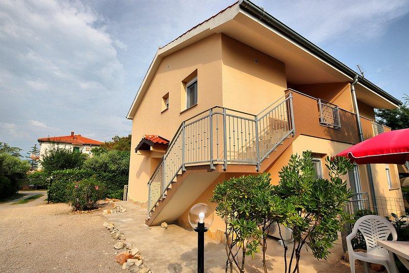 Apartment Sonja 1, casa vacanza a Soline