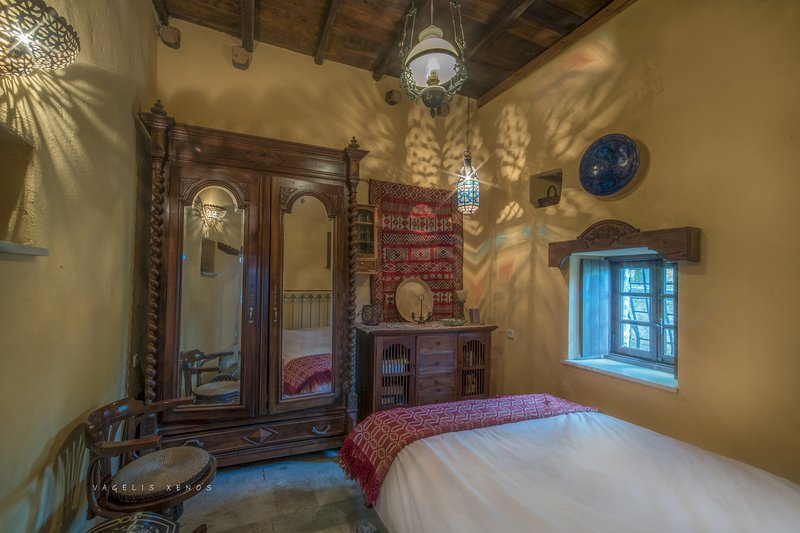 Uranya Traditional Stone House, vacation rental in Milies
