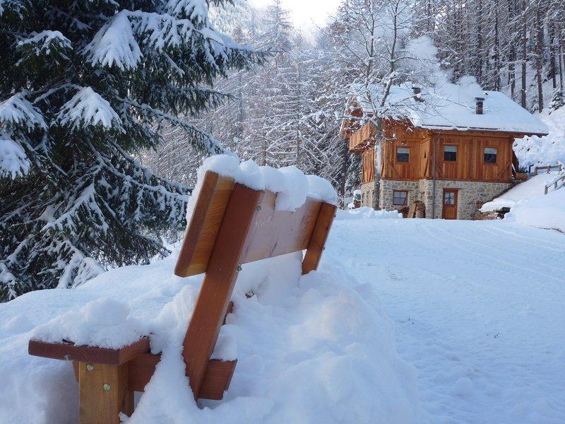 Mas de la Bolp, Val di Rabbi, Trentino