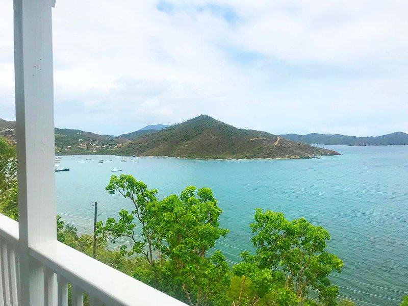 Mornin' Glory, vacation rental in Virgin Islands National Park