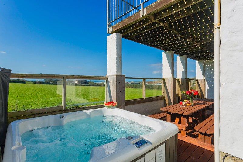 CROYDE VILLA SUNSEA  | 6 Bedrooms, holiday rental in Braunton