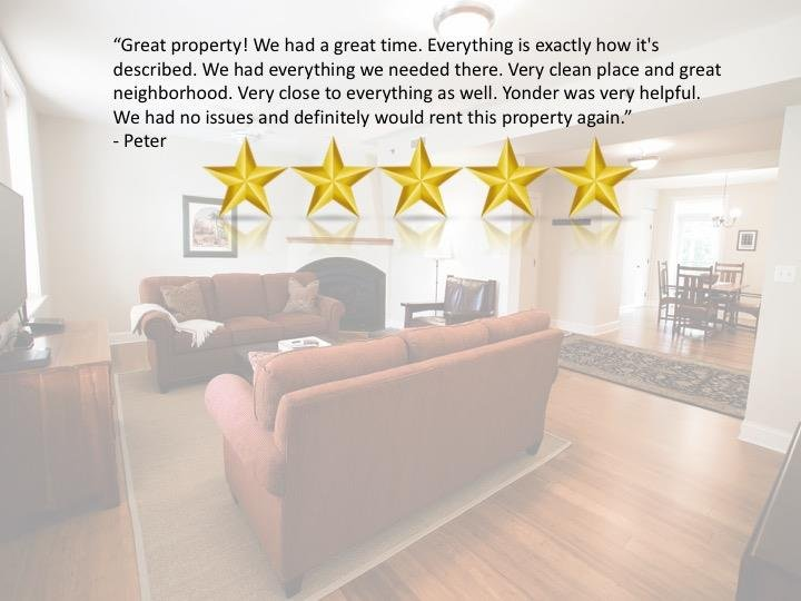 A 5-Star Review