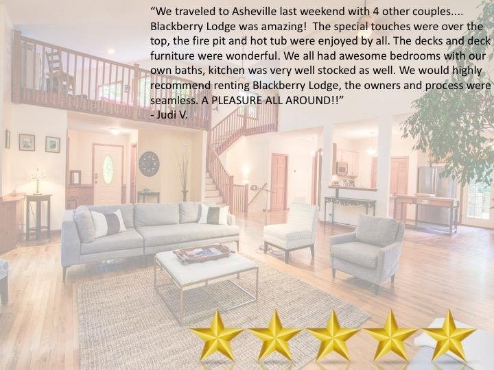 One of many 5-Star Reviews!