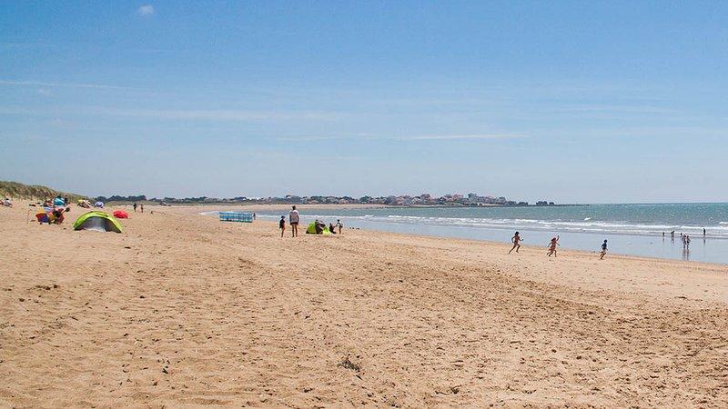 Spiaggia a St Jean de Monts