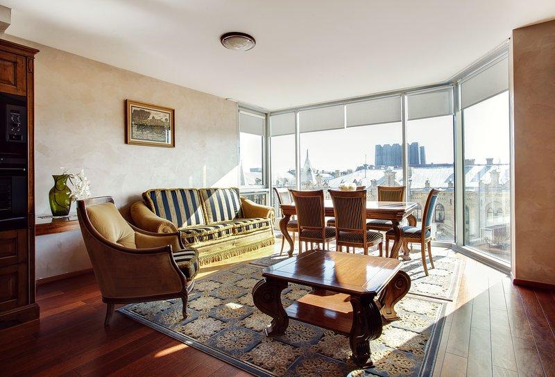 InnstyleRentals Comfort Lux Apartment, holiday rental in Paberze