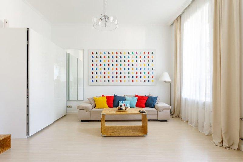 Enjoy Apartment New Arbat in central area – semesterbostad i Dorogomilovo