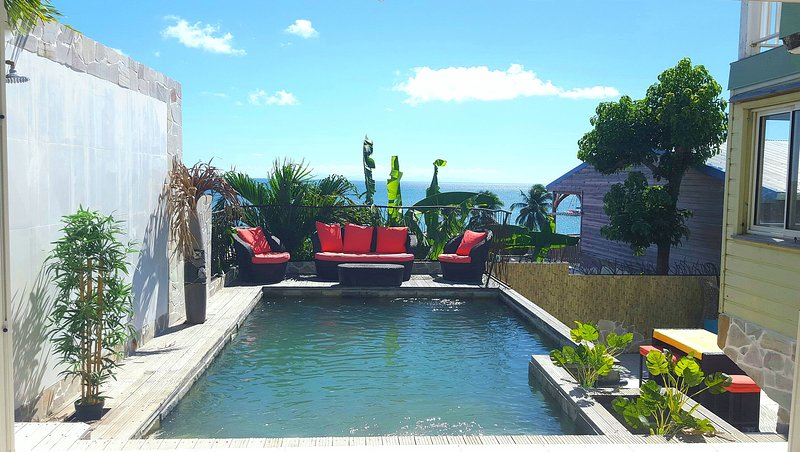 Amazing villa with swimming-pool, holiday rental in Sainte-Luce