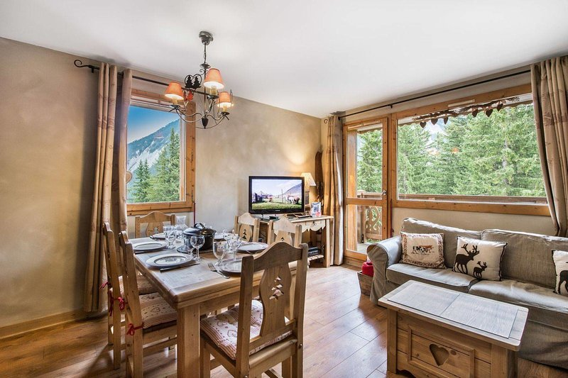 Apartment Opal Chalet in Courchevel