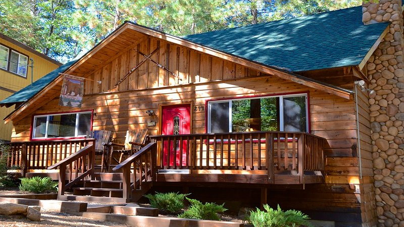 Forest Chalet, holiday rental in Big Bear Lake