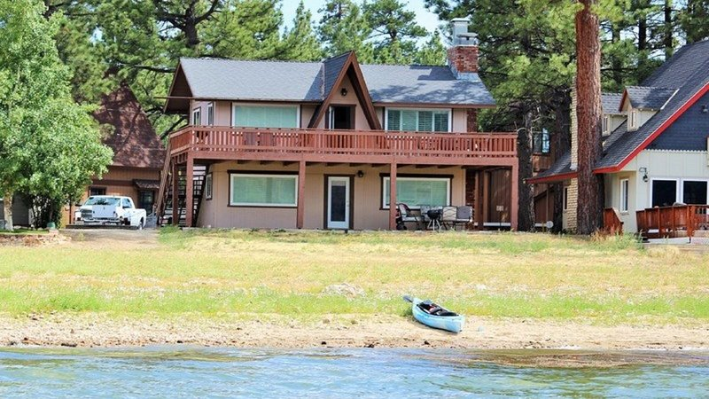 Modern Lakefront Combo, holiday rental in Big Bear Lake