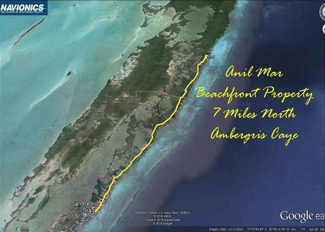 Sunrise Property Management - Anil Mar - Mapa de carreteras