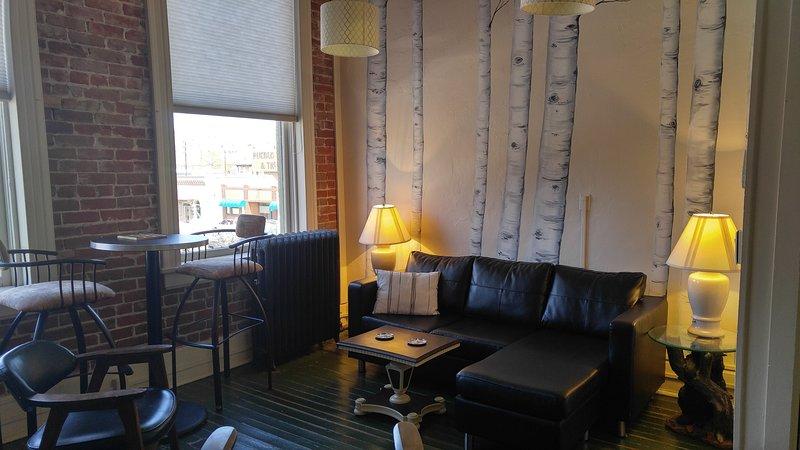 Charming Heart of Salida Downtown Retreat, aluguéis de temporada em Howard