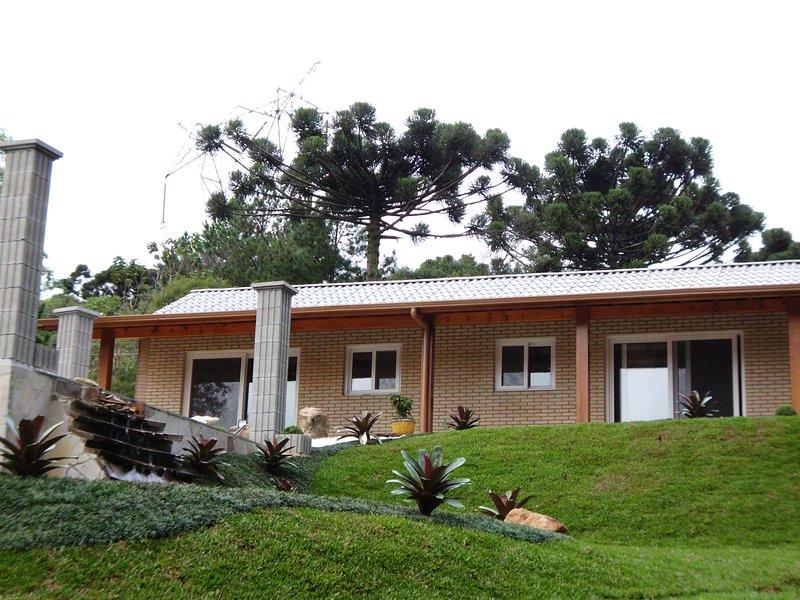 Apartamento na Serra 2  Pousada Oma Helga, casa vacanza a Farroupilha