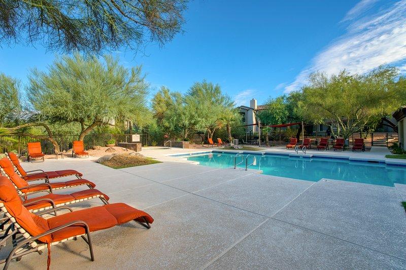2-Bedroom Scottsdale Condo, alquiler de vacaciones en Scottsdale