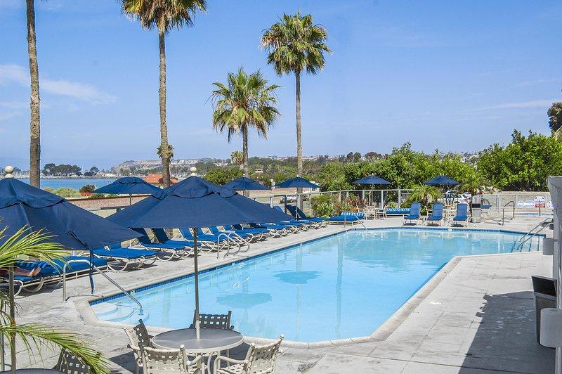Riviera Beach & Shores Pool Area