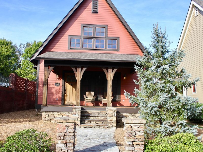 Secluded getaway at Wayward Cottage, holiday rental in Scottsboro