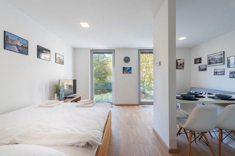 Biebl Apartment, alquiler vacacional en Nizbor