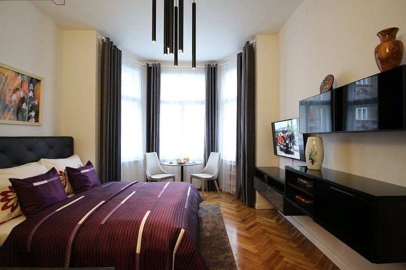 Expo Apartment, holiday rental in Roztoky