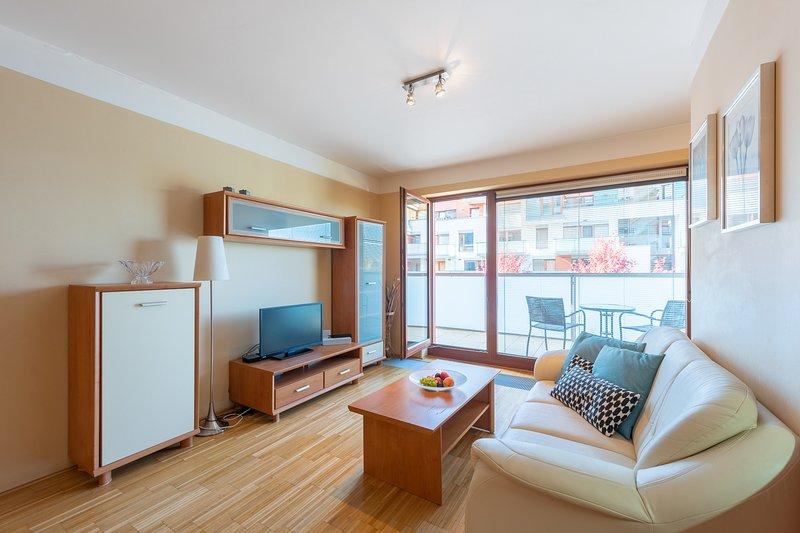 River Diamond Apartment, holiday rental in Prague