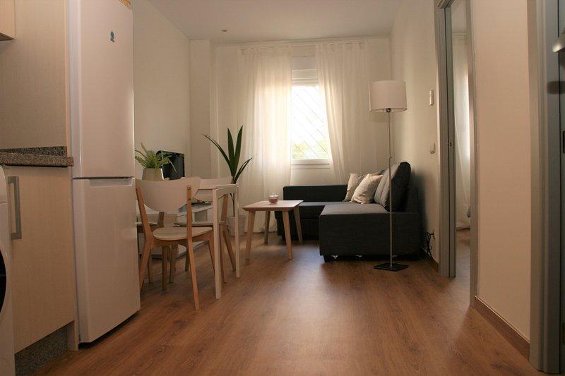Bonito apartamento a  5 minutos de Sevilla, alquiler de vacaciones en Sanlúcar la Mayor