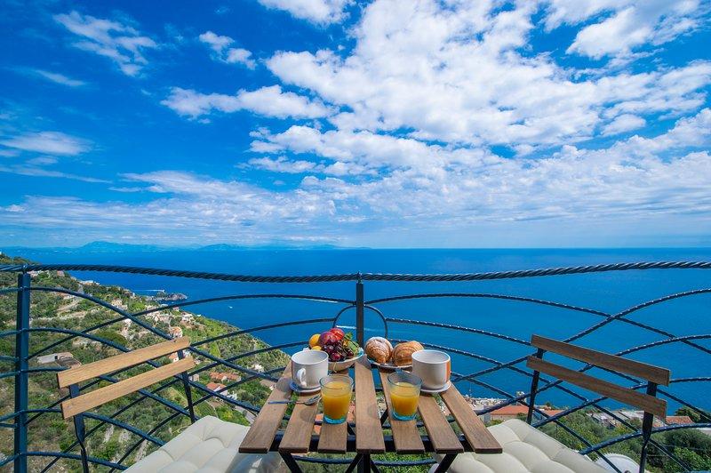 Amalfi cost mareblu, vacation rental in Fiordo di Furore