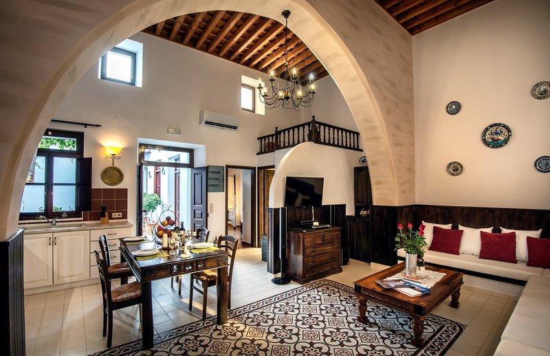 VILLA AMALIA, vacation rental in Lindos