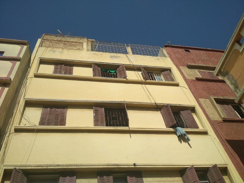 The balcony, alquiler de vacaciones en Nouaceur