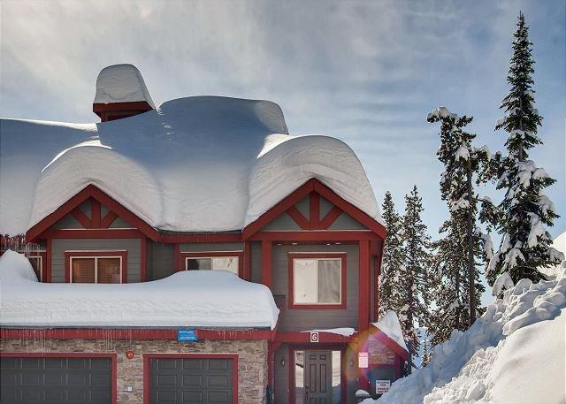 Propriedade dos bancos de neve