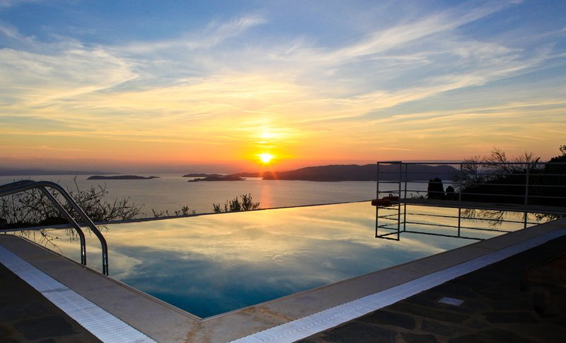 Villa Malena, location de vacances à Sporades