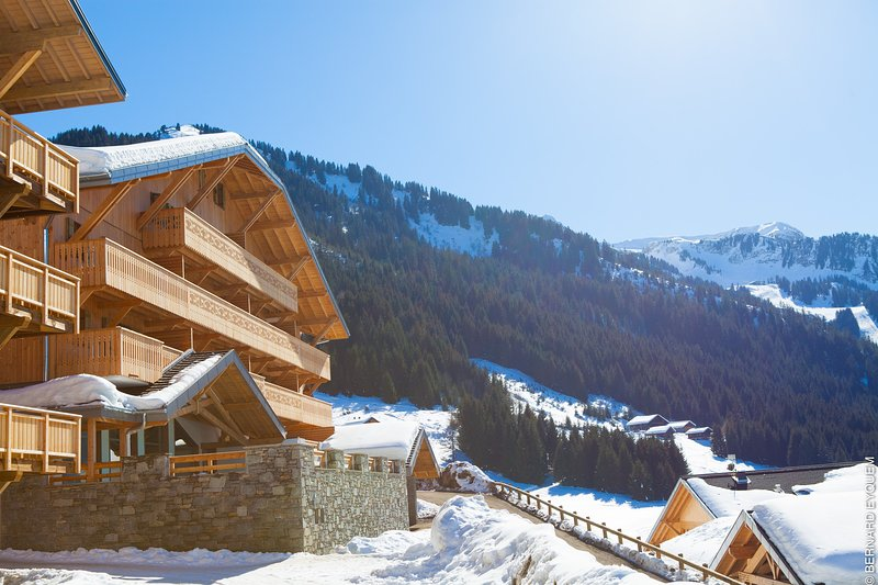 Welcome to your residence in Châtel, in the heart of the Portes du Soleil!