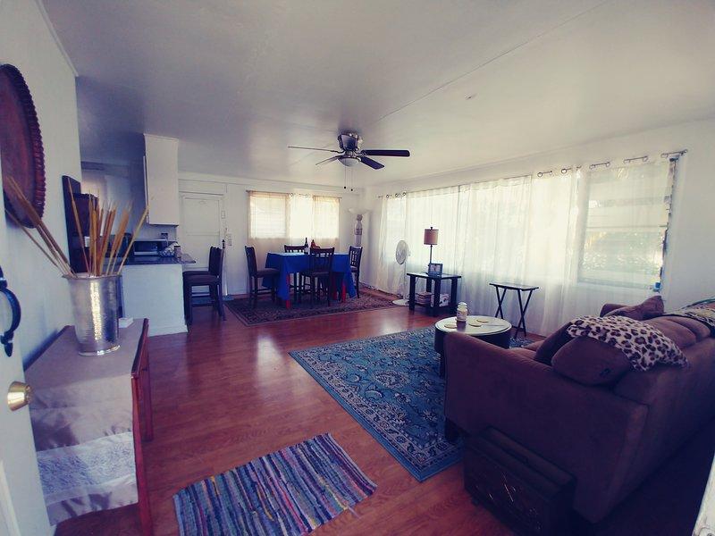 E Komo Mai, A True Hawaiian Experience!, vacation rental in Makaha