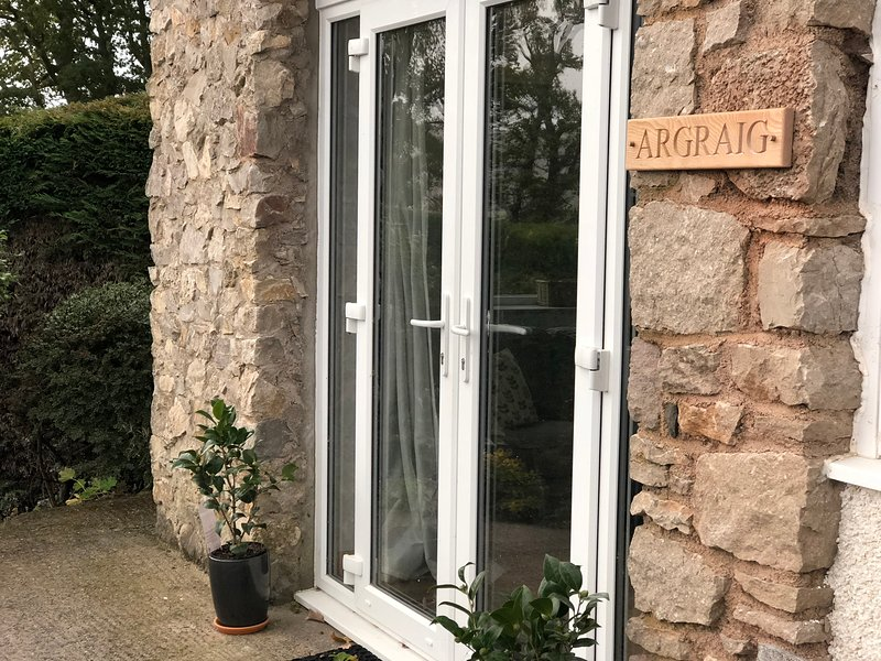 ARGRAIG Self Catering Apartment - sleeps 2, aluguéis de temporada em Llanuwchllyn