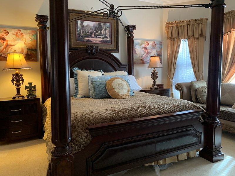 The Perfect Grtaway! Welcome., holiday rental in South Fulton