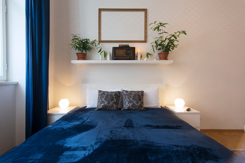 Your Getaway Home by Vysehrad Castle, holiday rental in Prague